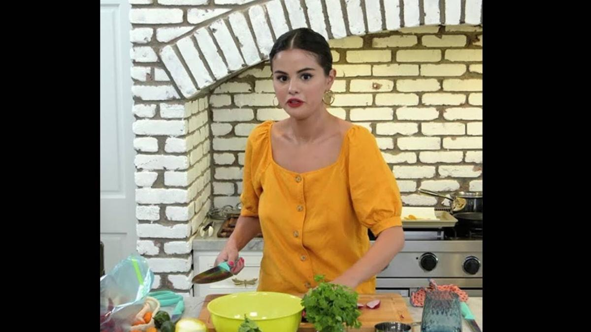 Selena Gomez Cooking Show