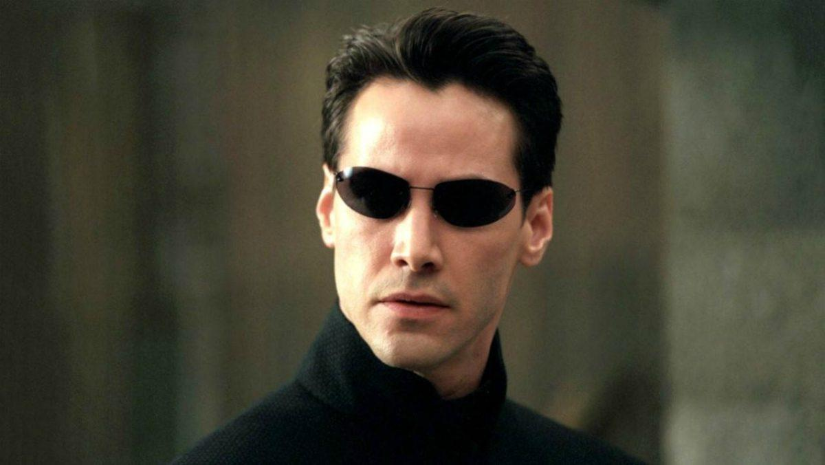Keanu Reeves The Matrix 4 Carrie-Anne Moss