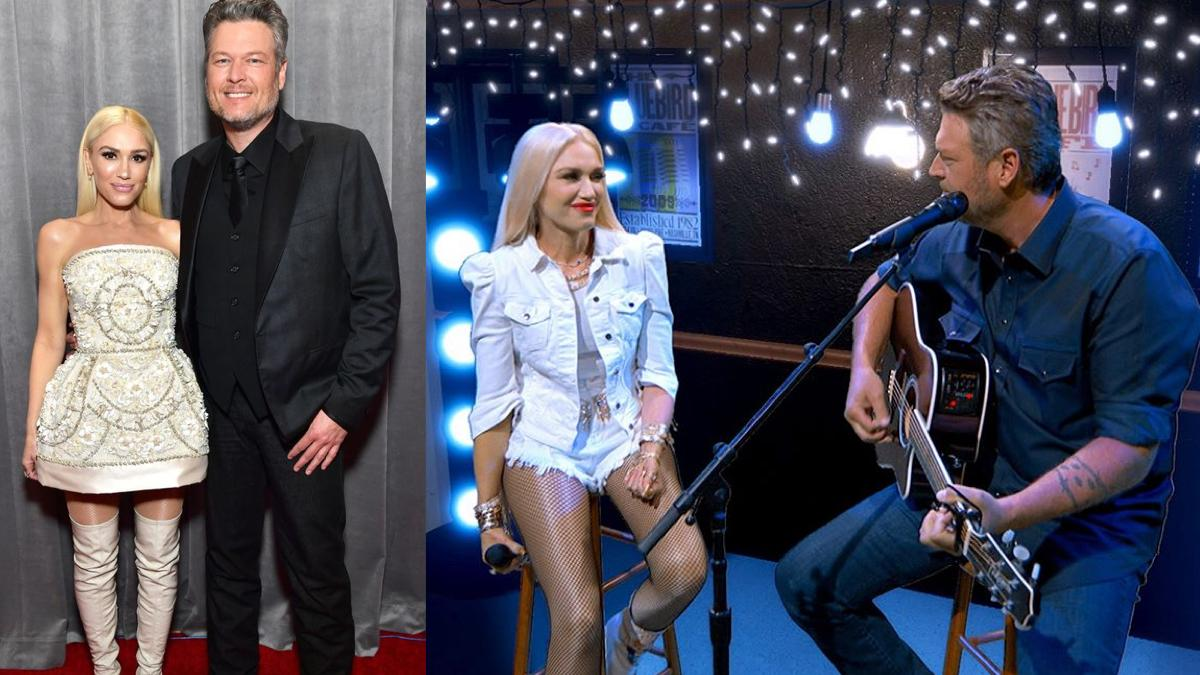 Blake Shelton Gwen Stefani relationship at 2020 ACM Awards