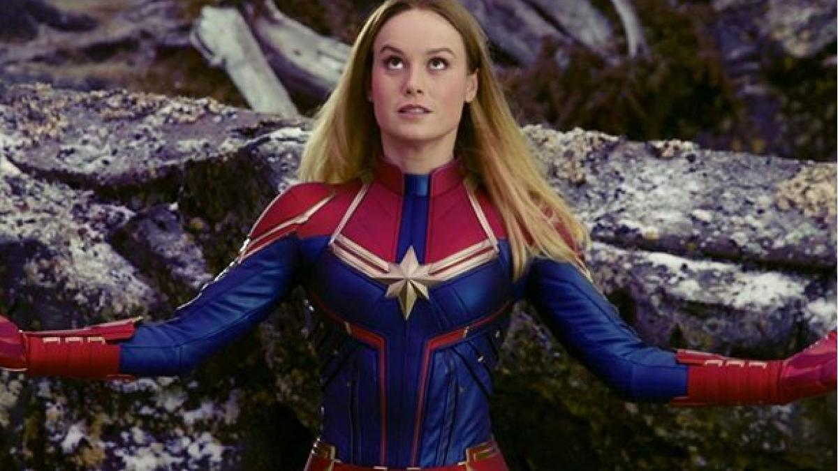 Brie Larson Reveals She Turned Down The Role Of Captain Marvel Twice