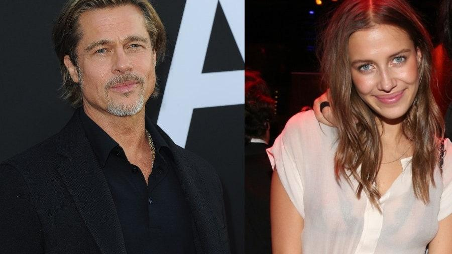 Brad Pitt Is Helping Girlfriend Nicole Poturalski To Get Into Hollywood Here S How