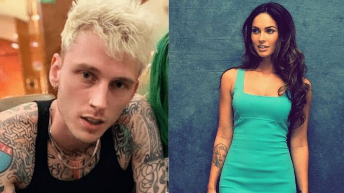 """Machine Gun Kelly And Megan Fox: """"It Was Love At First Sight For The Two Of Them"""""""