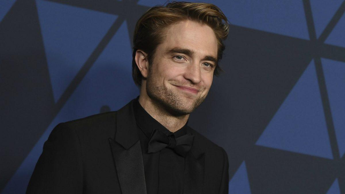 Robert Pattinson The Batman Coronavirus