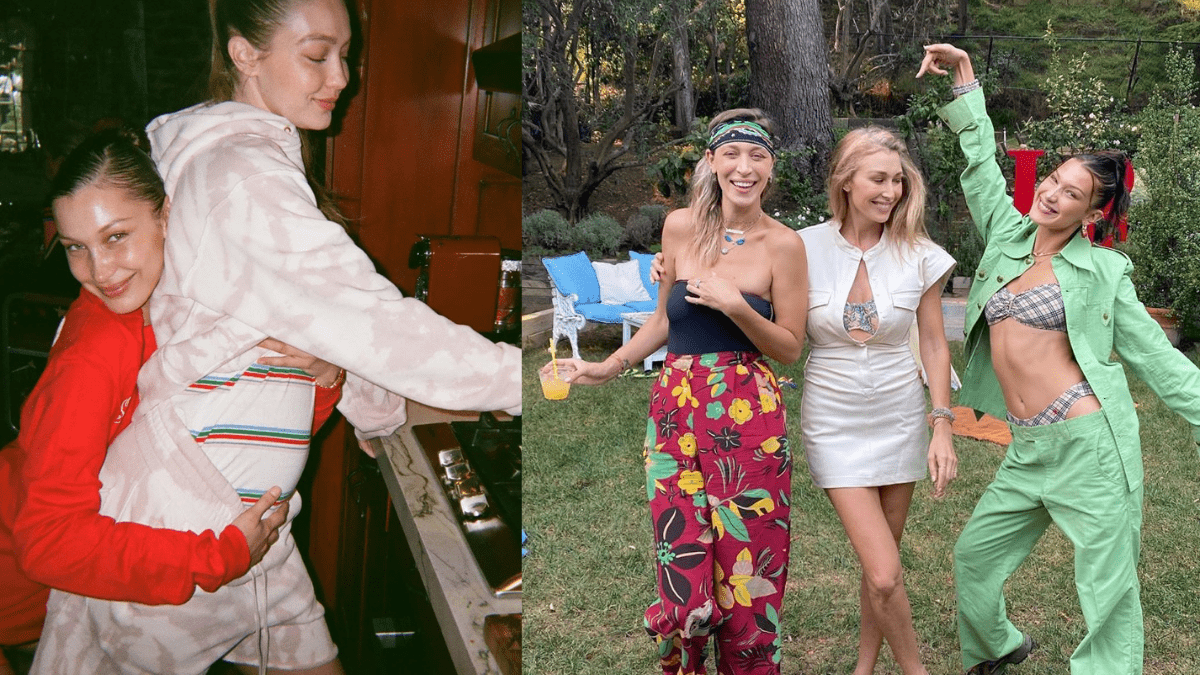 Bella Hadid Birthday Hadid family