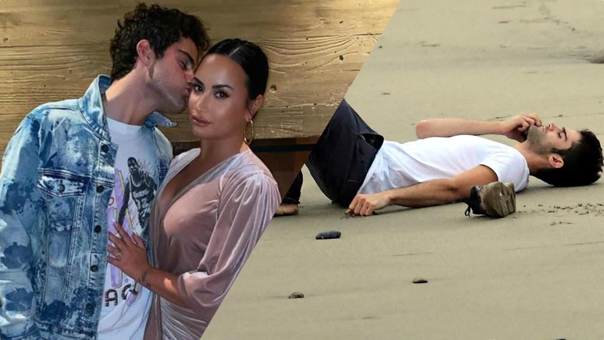 Demi and Max split