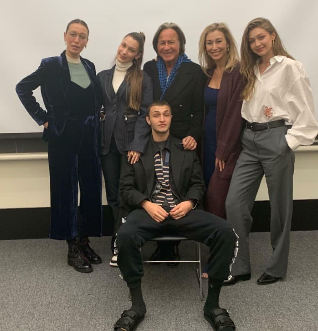 The Hadid clan