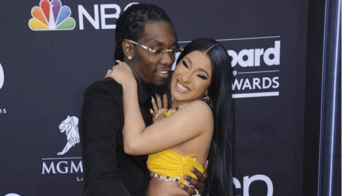 Offset And Cardi B