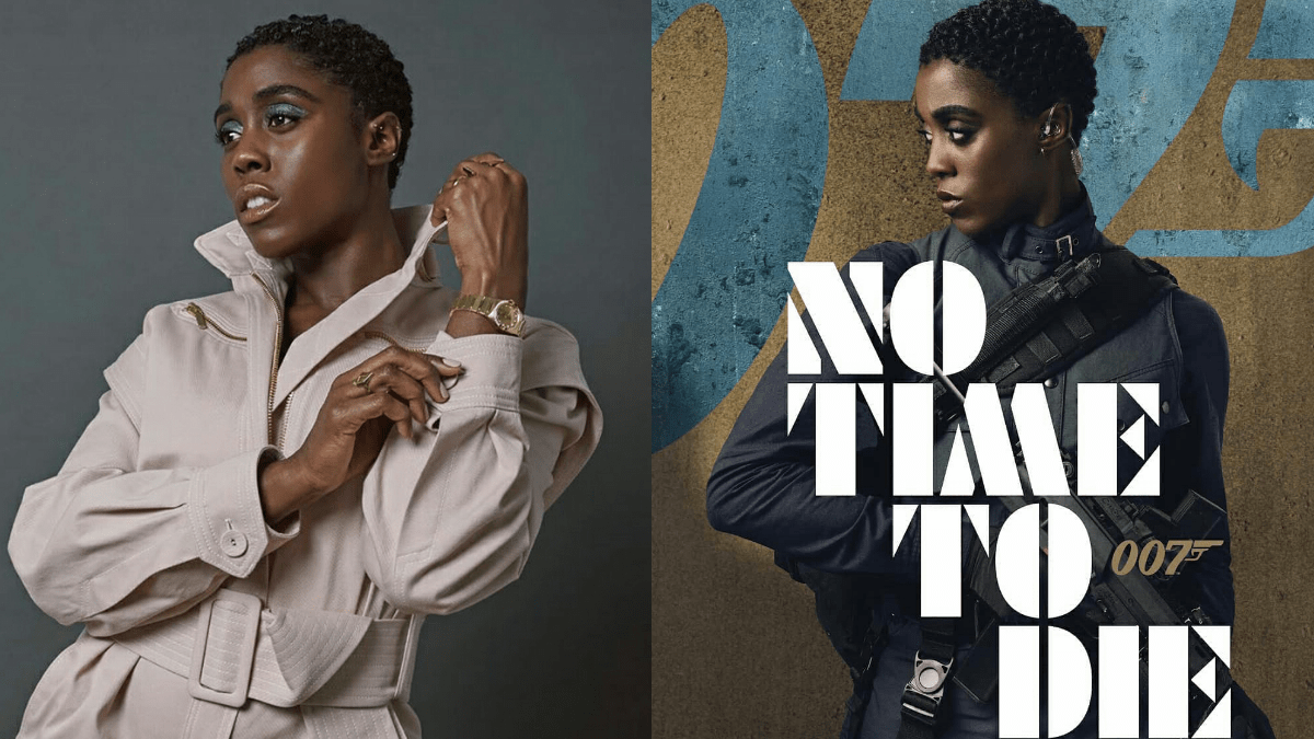 Lashana Lynch James Bond