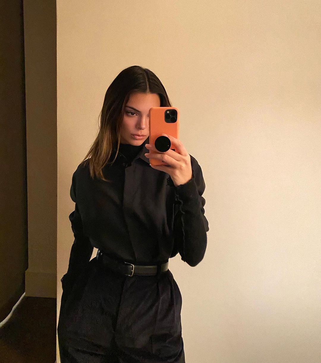 Kendall Jenner talked about Mental Health