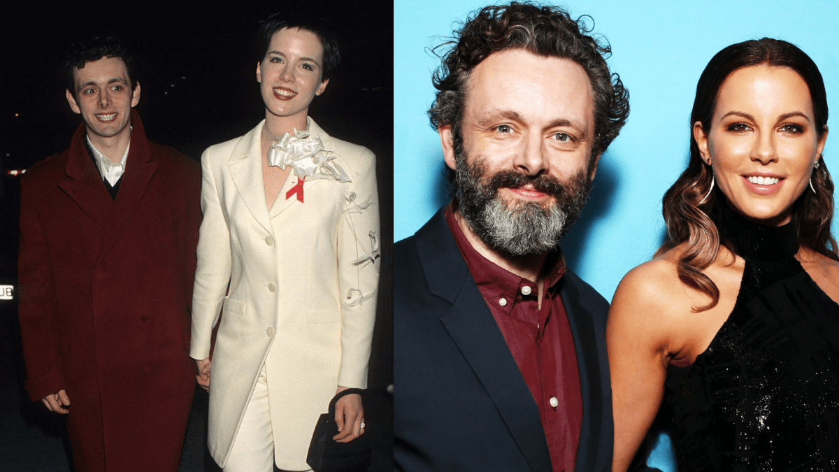 Michael Sheen and Kate Beckinsale
