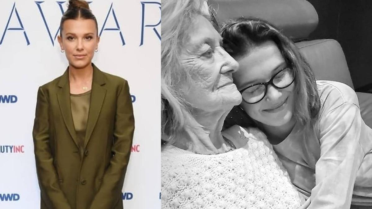 Millie Bobby Brown grandmother had Alzheimer's