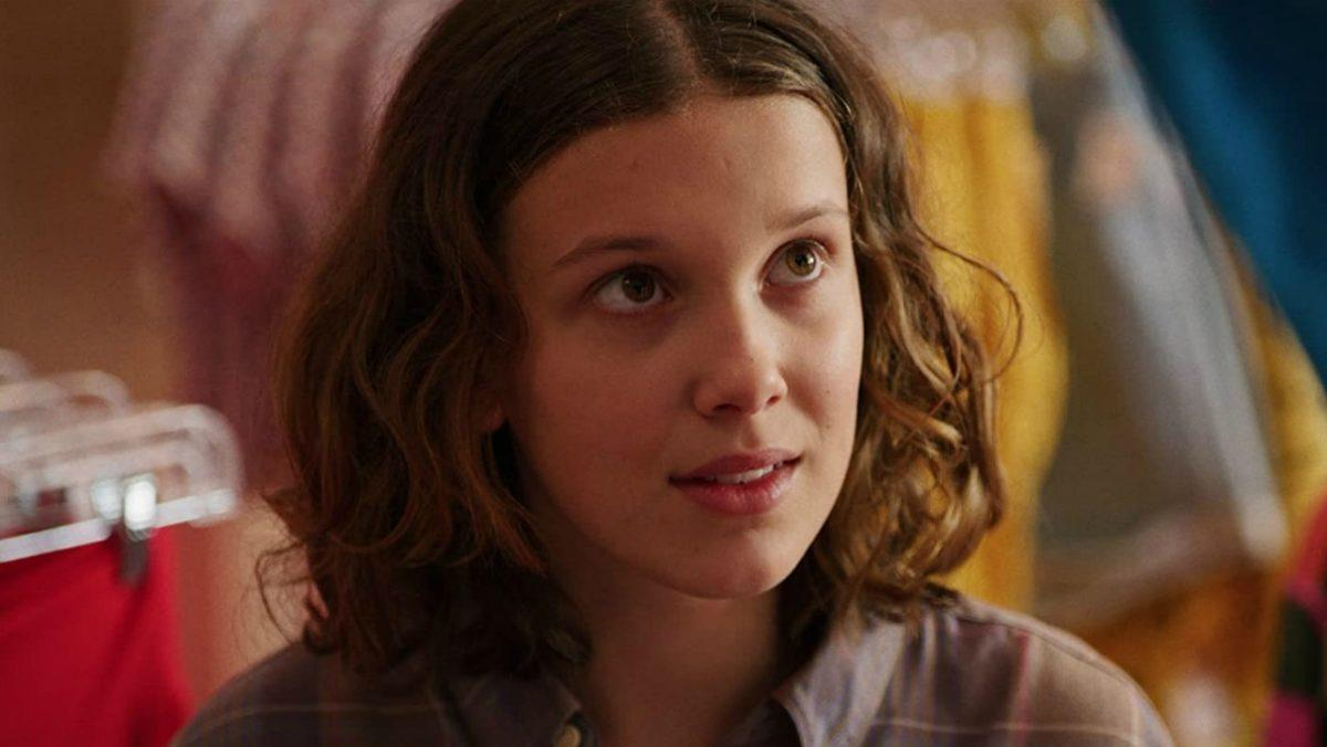Millie Bobby Brown Damsel