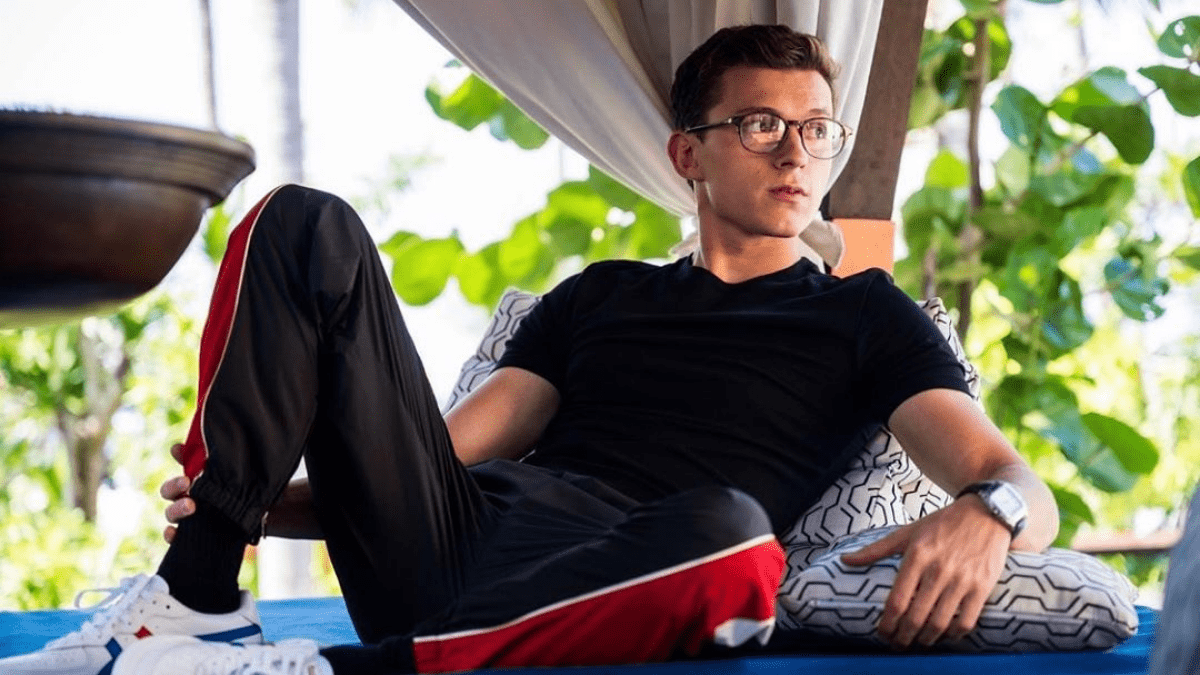 Tom Holland movies