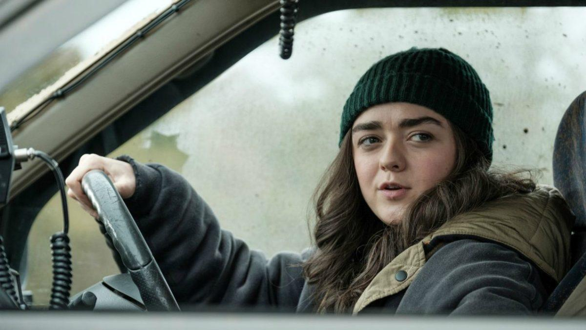 Two Weeks To Live Maisie Williams