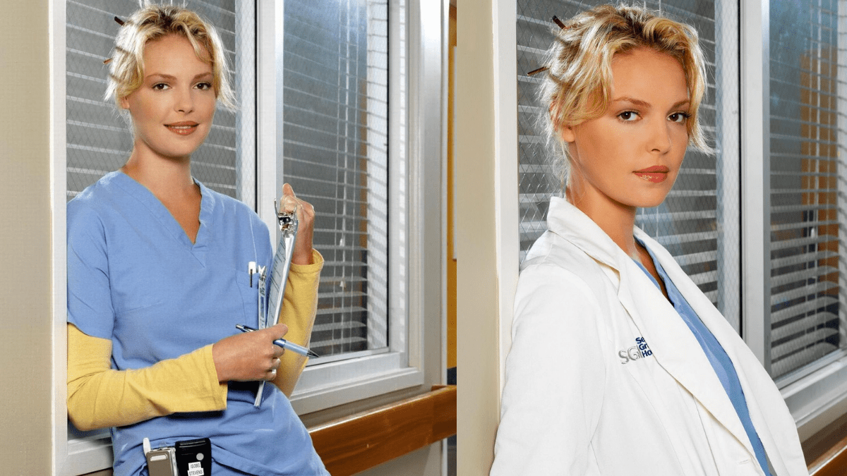 Grey's Anatomy Katherine Heigl's exit