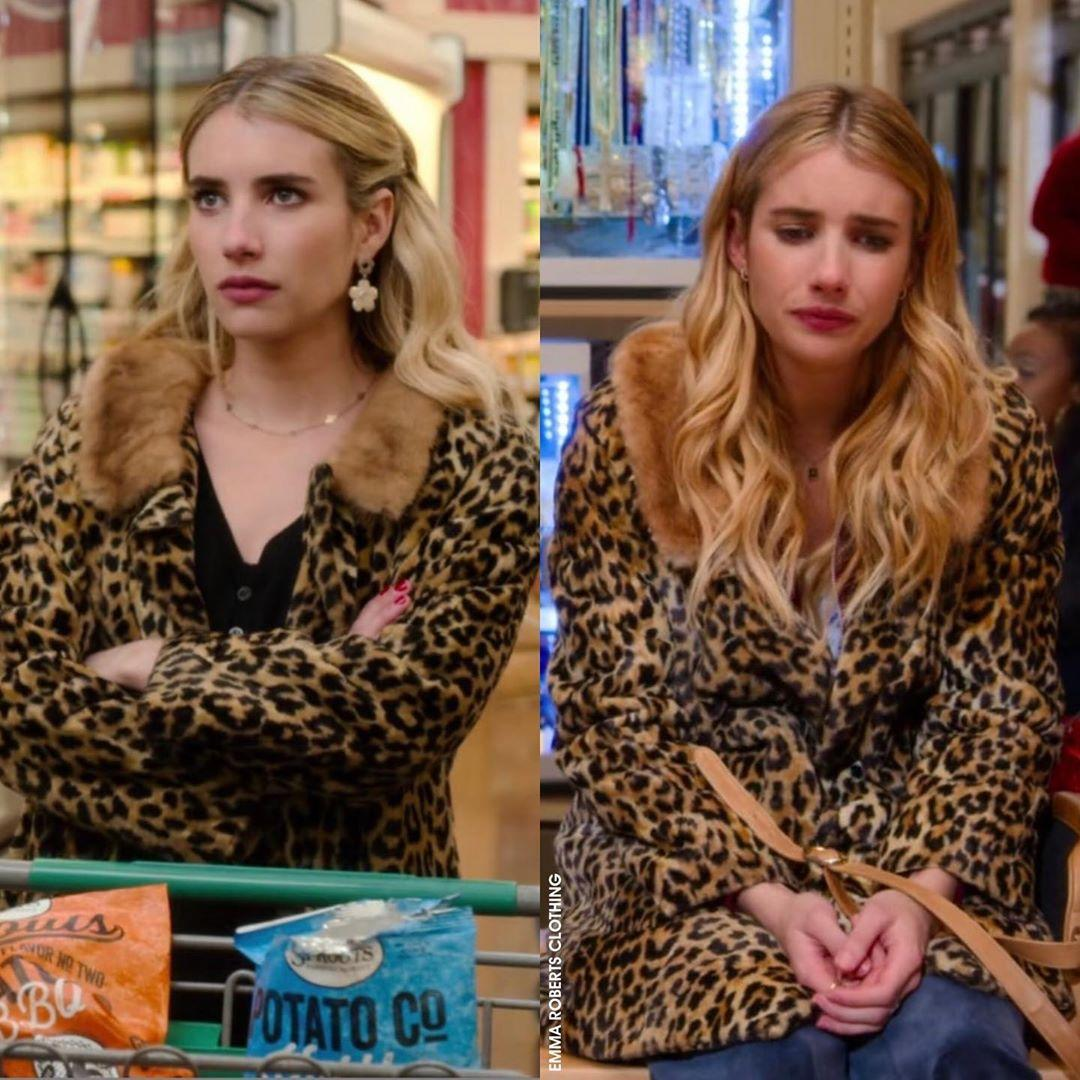 Emma Roberts' outfits