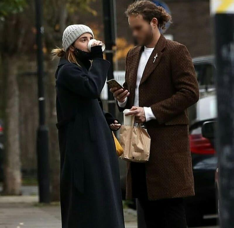 Emma Watson And Her Boyfriend Leo Robinton Spotted Together In Primrose Hill