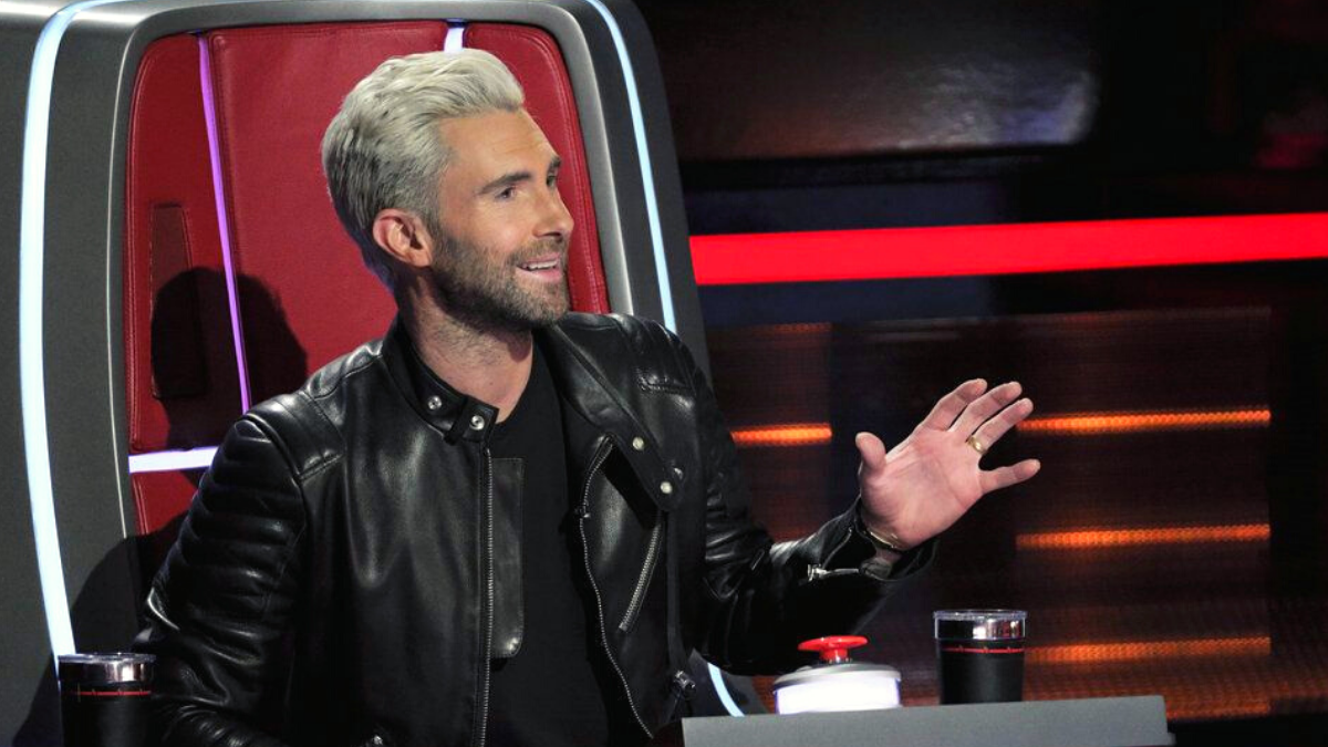 Adam Levine The Voice
