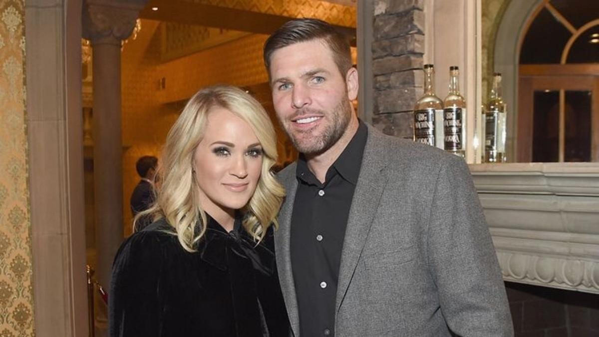Carrie Underwood's christmas gift