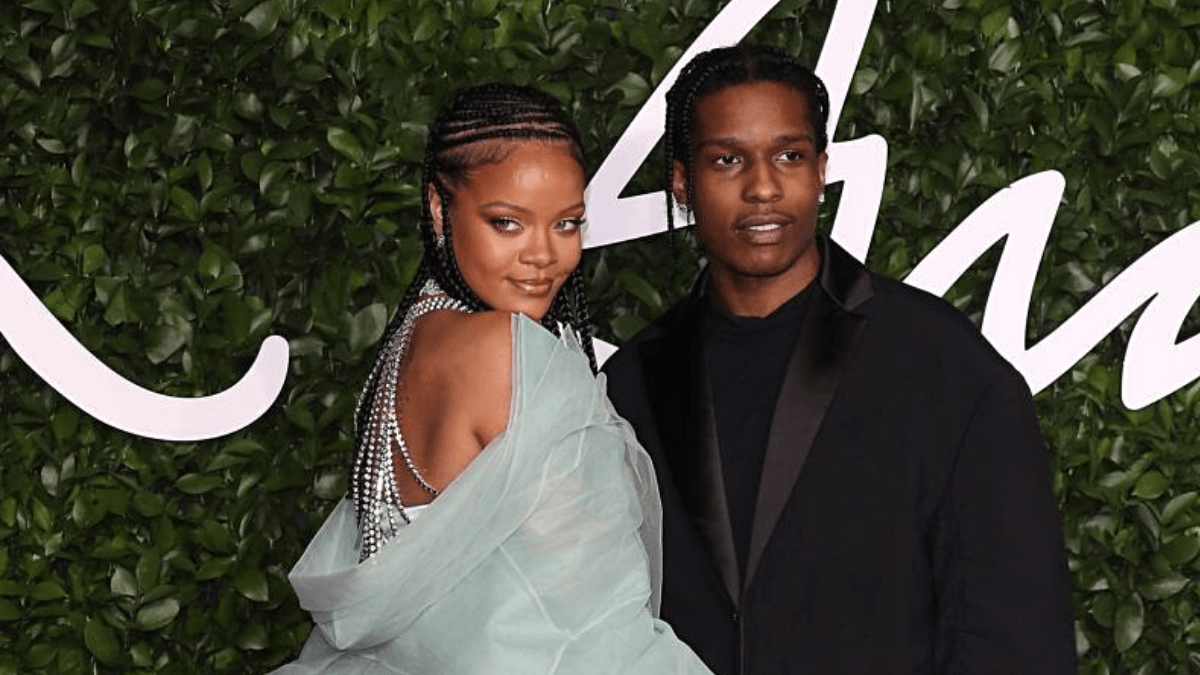 Rihanna and A$AP Rocky dating rumours