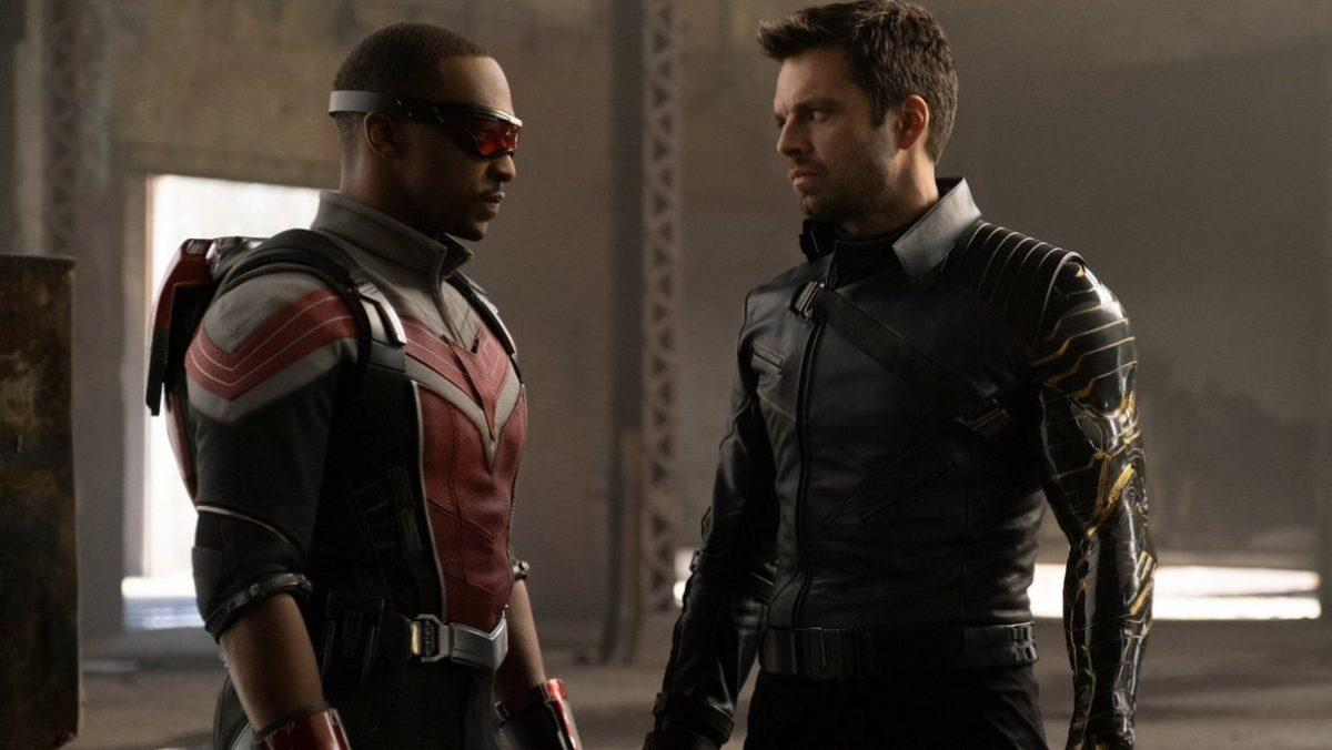 Anthony Mackie Chris Evans Will Smith The Falcon and The Winter Soldier (1)