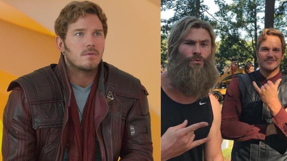 Chris Pratt Thor 4