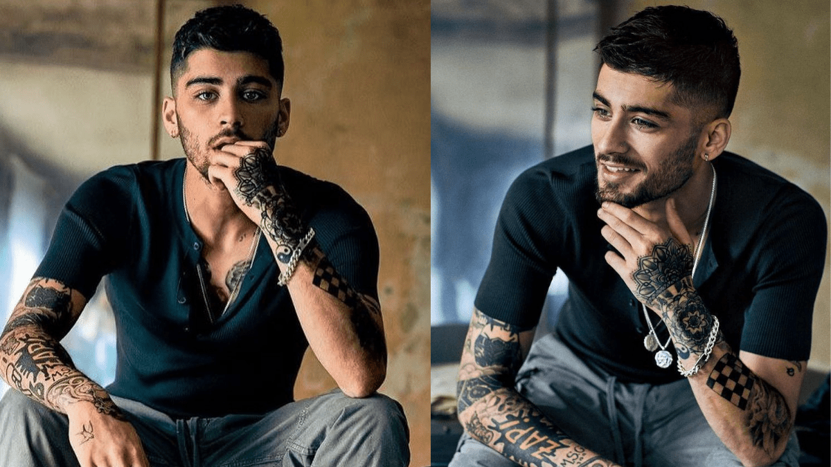 Zayn Malik's Nobody Is Listening Vibez