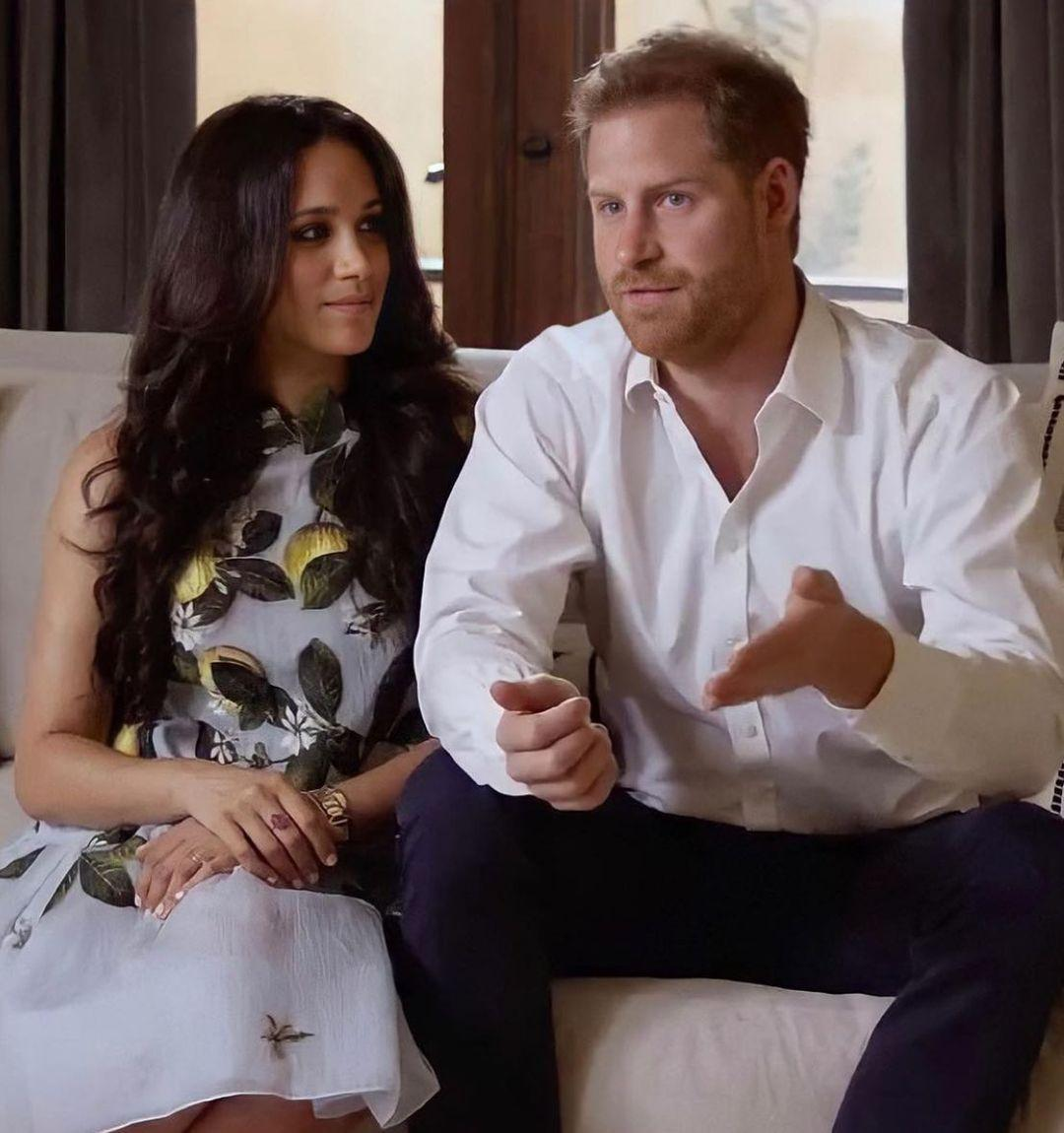 Prince Harry and Meghan Markle's interview