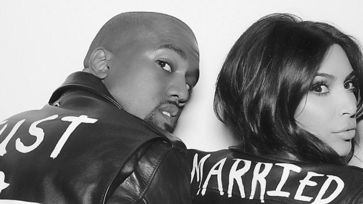 Kanye West and Kim Kardashian divorce