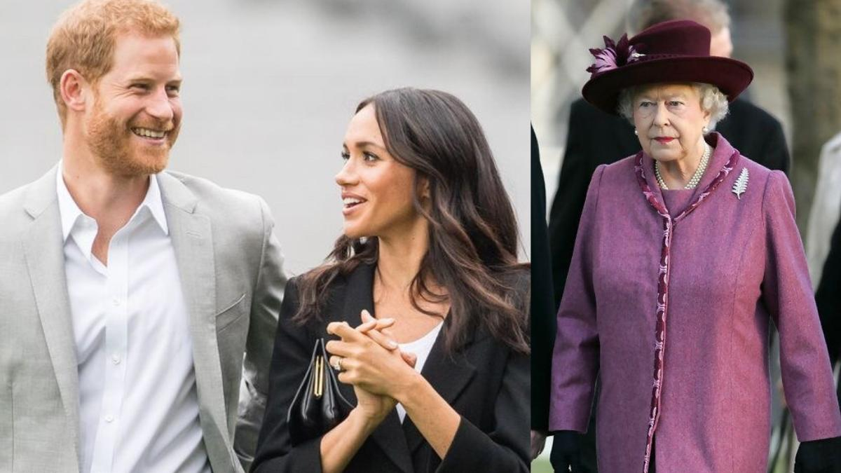 Prince Harry and Meghan Markle's interview Queen