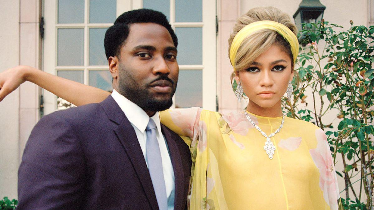Zendaya and John David Washington