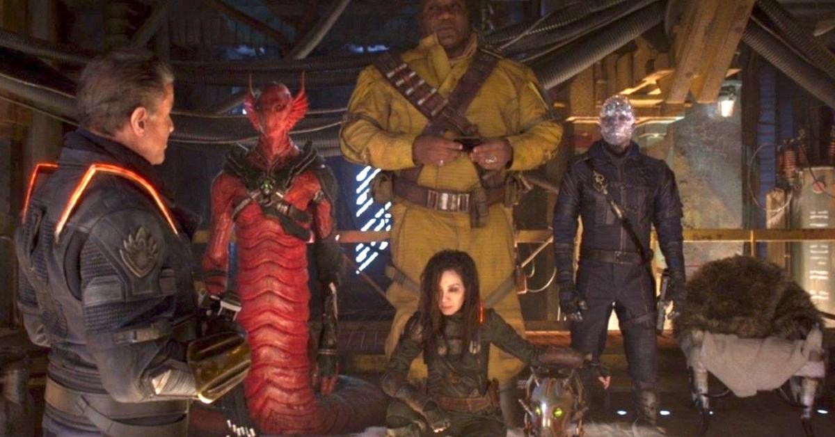 Miley Cyrus Guardians of the galaxy 1