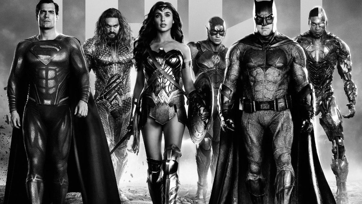 Zack Snyder's Justice League (1)