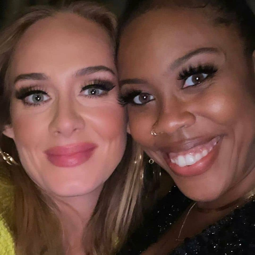 Adele Oscars After Party