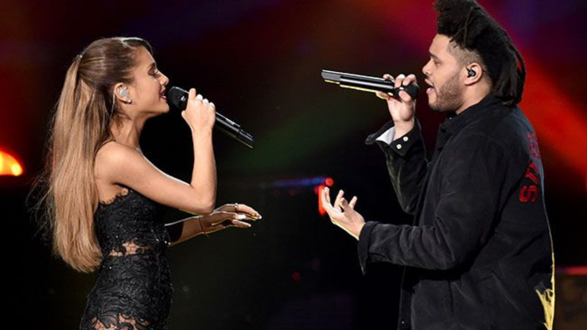 Ariana Grande The Weeknd