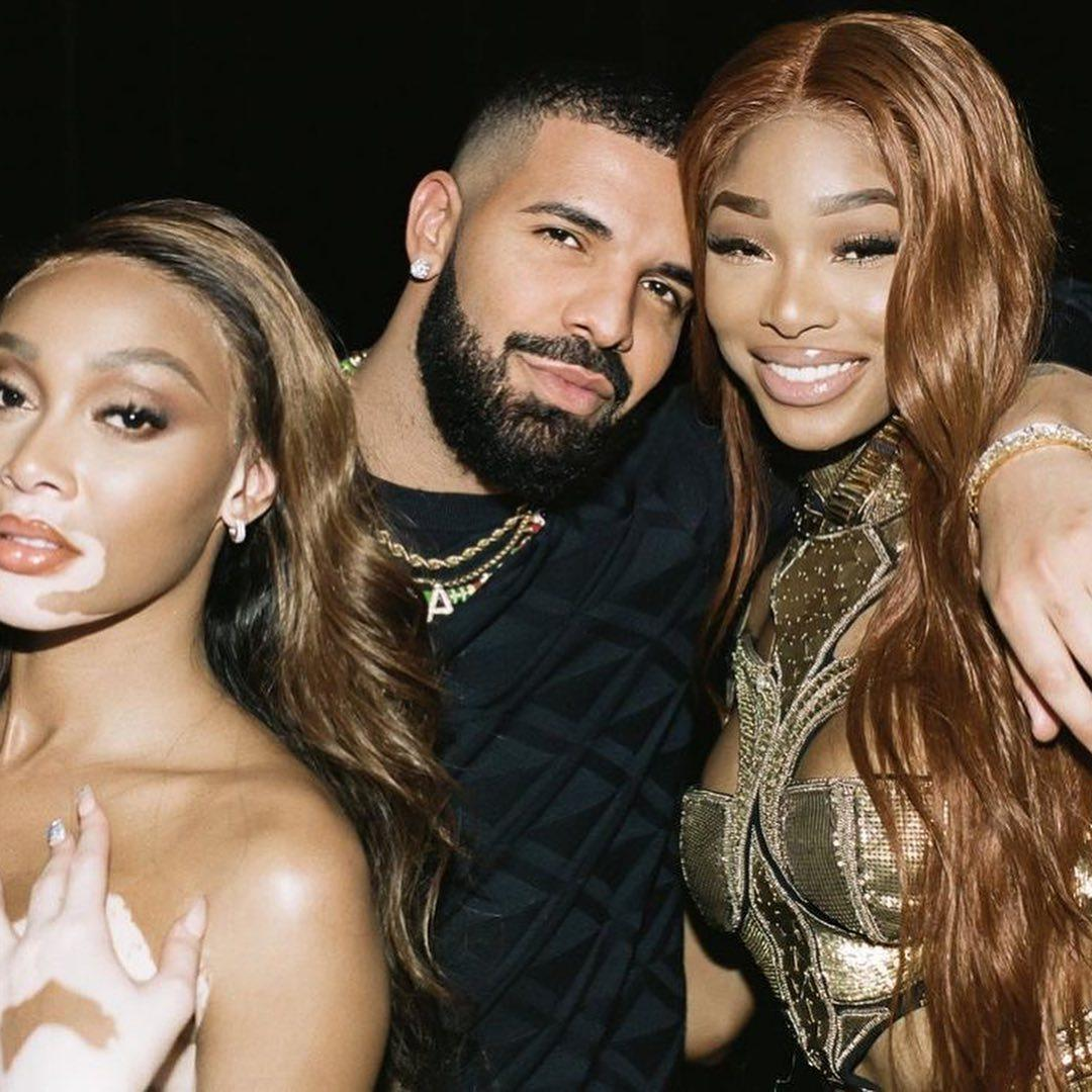 Drake Oscars After Party