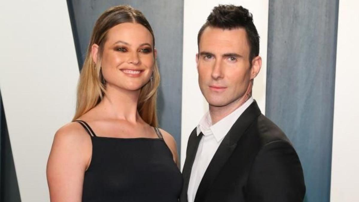 Adam Levine Behati Prinsloo daughters