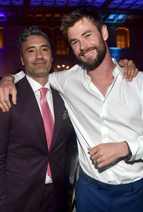 Chris Hemsworth Taika Waititi