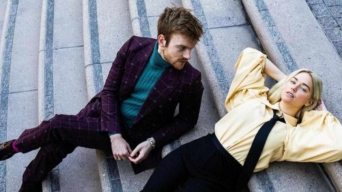 Ashe and Finneas dating rumours American Idol performance