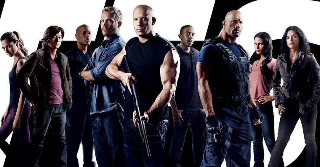 The Fast and Furious cast