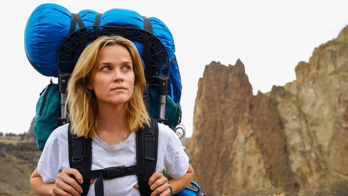 Reese Witherspoon panic attacks