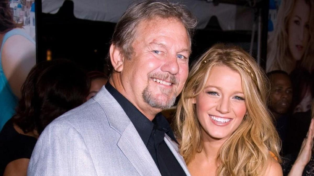 Blake Lively's father