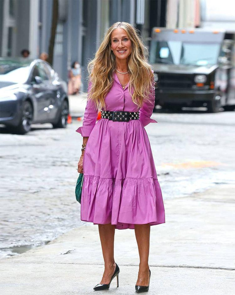 And Just Like That SJP